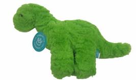 "Manhattan Toy Company Plush Green Dinosaur Brontosaurus 9"" With Tags - $38.60"