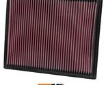 K&N Replacement Air Filter Fits Nissan Titan, Pathfinder Armada 04-10 33-2286