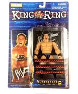 Ken Shamrock WWF WWE Jakks Action Figure Superstars 8 1999 Sealed  - $24.70