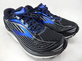 Brooks Transcend 4 Size US 10 M (D) EU 44 Men's Running Shoes Black 1102491D002 image 2