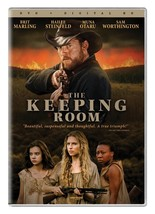 The Keeping Room DVD Set Film TV Digital HD Westerns Drama American Hist... - $28.70