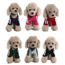 2 Leg Pet Dog Clothes Cat Puppy Coat Sports Hoodies Warm Sweater Jacket ... - $7.99