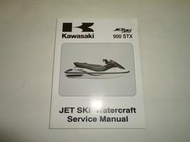 2003 Kawasaki 900 Stx Jet Ski Watercraft Service Manual Factory Water Damaged 03 - $27.68