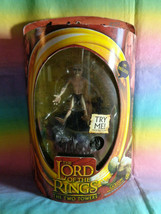 2003 Toy Biz Lord of The Rings The Two Towers Gollum w/ Electronic Sound... - $9.85
