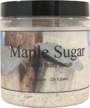 Maple Sugar Walnut Body Scrub - $18.42 - $26.18