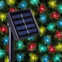 30 Multicolores LED Solaire Guirlandes en Forme de Libellules - Imperméa... - $28.99