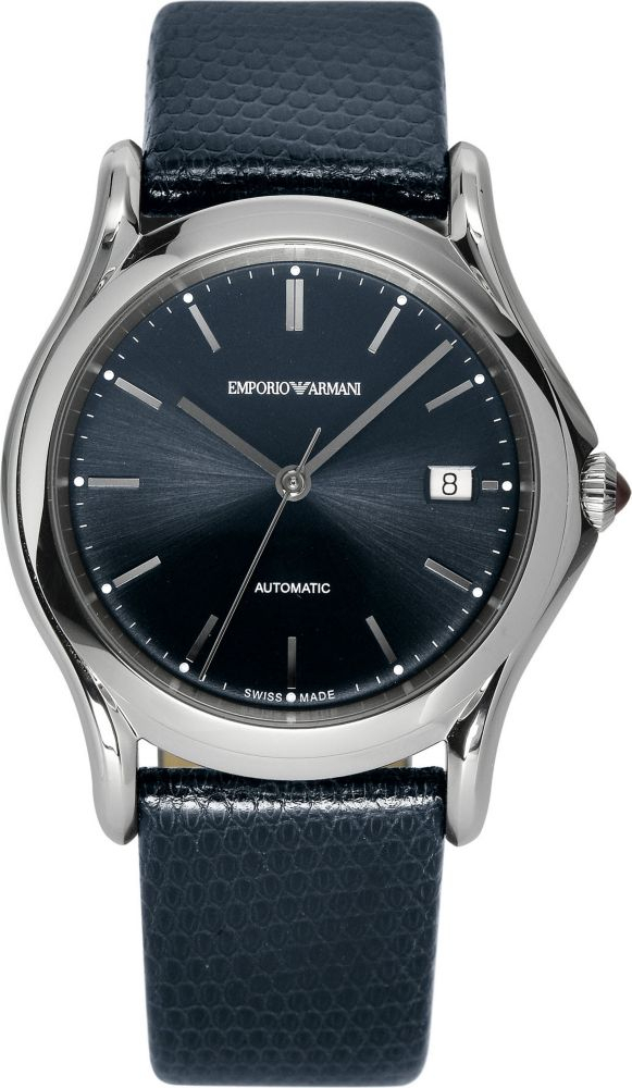 451a6828461 Armani swiss gray ars3103 stainless steel and lizard watch product 1  25374876 0 032244280 normal