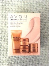 Avon Anew Ultimate Skin Care Trial Kit New in Box Never Opened