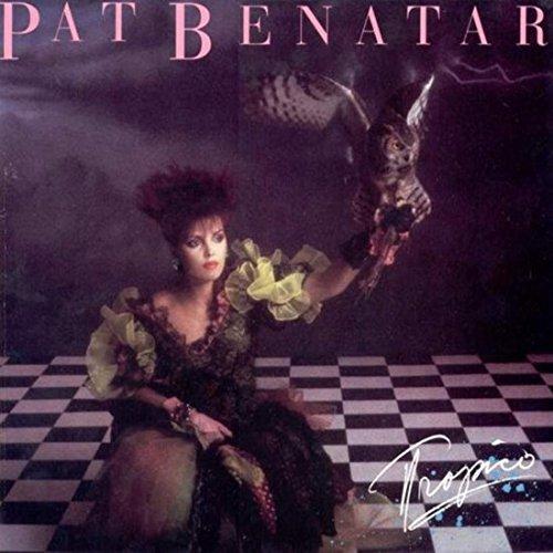"Pat Benatar: Tropico (12"" 33 rpm) Vinyl Record FV 41471"