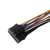 16 Pin Auto Stereo Wiring Harness Plug For Pioneer Avh-P4300Dvd Receiver - $29.99