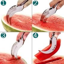 Watermelon Slicer Cutter Knife Corer Fruit Vegeta - €3,03 EUR