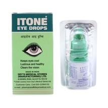 ITONE Eye Care 10ml Ayurvedic & Herbal Eye Drops,Fresh Stock & Free Ship... - $3.99+