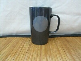 2014 Starbucks Black with Grey Dot Collection Tall Coffee Mug Tea Cup 16 oz - $18.99