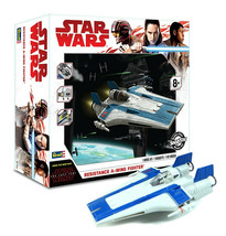 Revell Snaptite Star Wars Resistance A-Wing Fighter Model Kit New in Box - $24.88