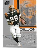 Football Card- Corey Dillon 2001 Upper Deck SP #20 - $1.25