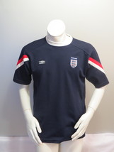 Team England Soccer Jersey - 2004 Away Jersey by Umbro - Men's Large - $65.00