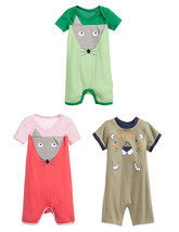 StylesILove Adorable New Jersey Mouse Unisex-Baby Romper - 3 Colors - $11.99