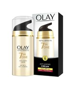 Olay Total Effects 7-In-1 Anti Aging SPF15 Skin Day Cream, Normal, 20gm - $8.99
