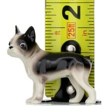 Hagen Renaker Dog Boston Terrier Small Ceramic Figurine image 2