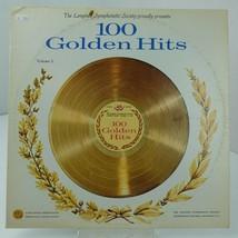 Longines Symphonette Society 100 Golden Hits LP Record Album Vinyl - $4.74