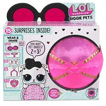 L.O.L. Surprise! Biggie Pet Dollmation with 15+ Surprises - $41.34