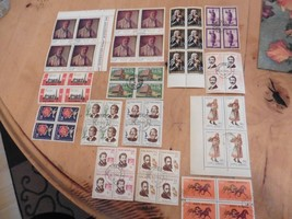 F70 Romania Stamp LOT Posta Romania Michelangelo Galileo Paeonia Petrascu + - $17.60