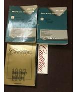 1997 Cadillac DeVille Eldorado Seville Service Shop Repair Manual Set Worn - $118.75