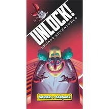 Unlock! Squeak and Sausage Board Game - $14.23