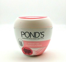 Ponds Clarant B3 Cream, Normal To Dry Skin 200g / Piel Normal a Seca 200g - $12.99