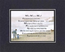 Touching and Heartfelt Poem for Inspirations - Poem for Inspirations - W... - $16.33