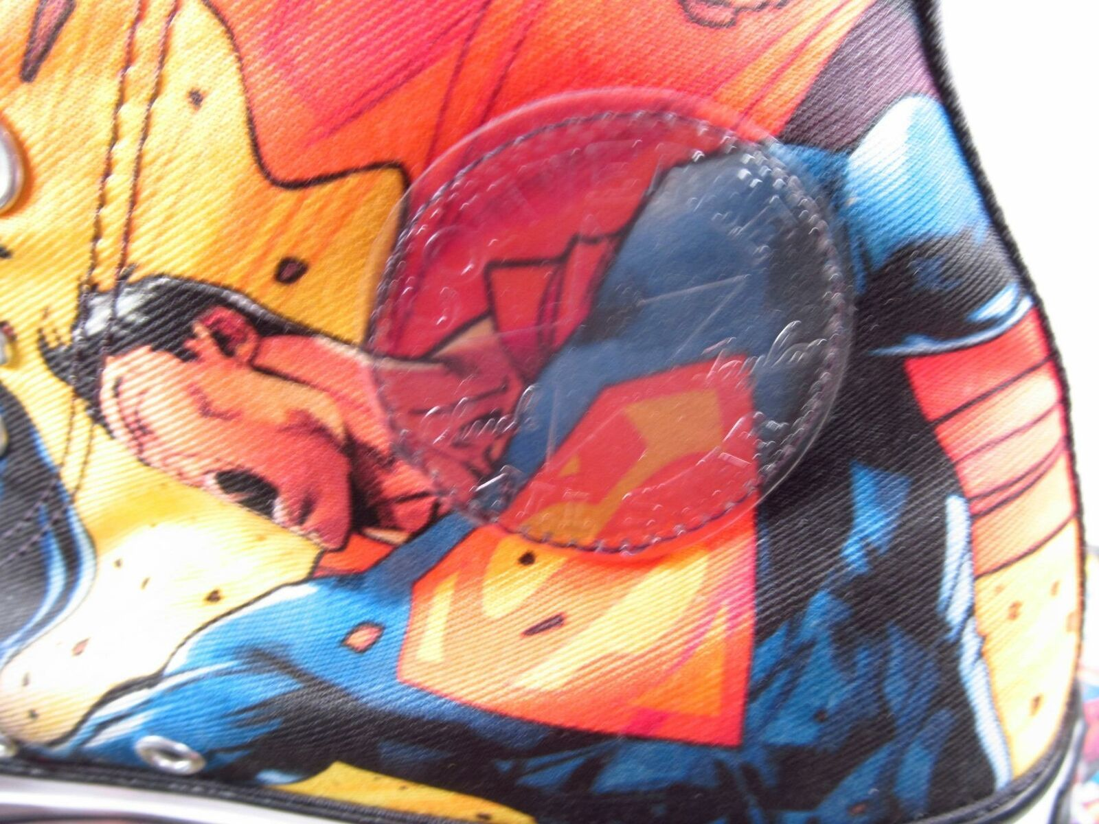 Converse x DC Comics Rebirth Superman Volume 1 Chuck Taylor All Star Hi 161389C