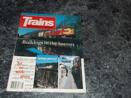 Trains Magazine The Magazine of Railroading May 1985 - $3.95