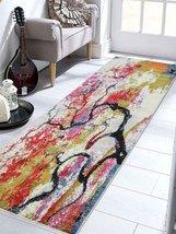 "Rugsotic Carpets Machine Woven Heatset Polypropylene 2'6""x10' Area Rug F... - $80.00"