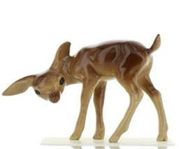 Hagen Renaker Miniature Deer Sister Doe Ceramic Figurine