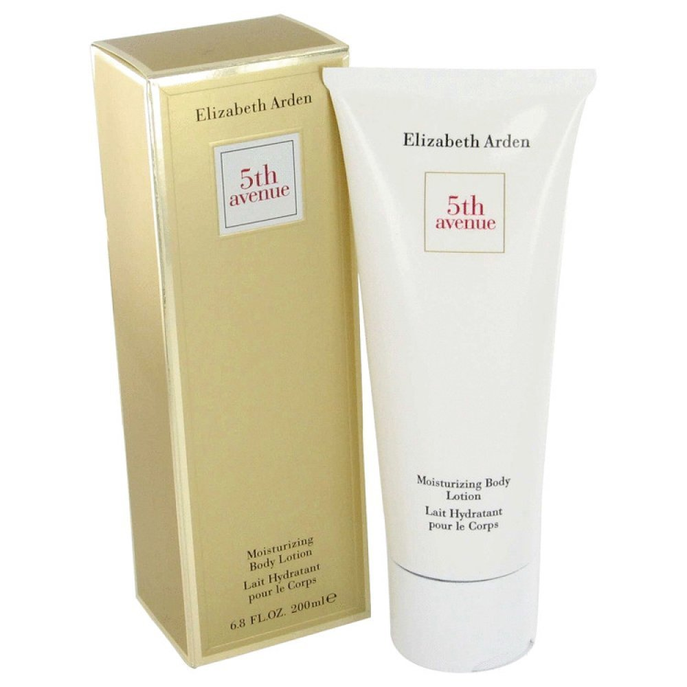 5th Avenue By Elizabeth Arden Body Lotion 6.8 Oz 416495