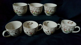 7 Johnson Brothers Made in England Vintage FRUI... - $15.84