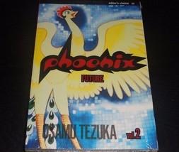 PHOENIX Vol.2 Osamu Tezuka Book Graphic Novel Manga Comic - $159.00