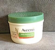 Aveeno Active Natural Daily Moisturizing Body Yogurt Moisturizer Apricot... - $7.91
