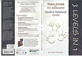 Trail Guide to U.S. Geography Student Notebook CD-ROM (Trail Guide to Ge... - $99.99