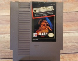 Chessmaster Nintendo Entertainment System 1990 NES Cartridge Only - $1.98