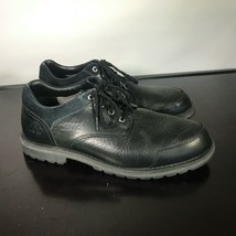 Timberland Sz 11, Mens EarthKeepers With OrthoLite. Black grain Leather,... - $28.71