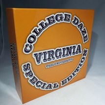 College Daze University of Virginia Board Game Wahoo Open Box Card Piece... - $22.95