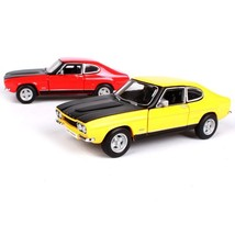 1:32 1970 FORD Capri Vintage Retro Metal Classic Car Diecast Model With Box Toy - $24.99