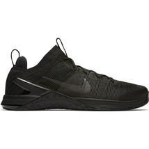Nike Metcon DSX Flyknit 2 Triple Black Crossfit Training Shoes 924423-004 - $94.95