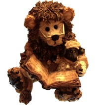 Boyds Bears, Nativity, Caledonia as the Narrator, PRISTINE, complete 1E - $22.95
