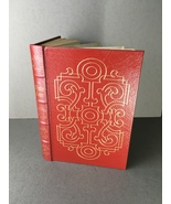 Nathaniel Hawthorne Scarlet Letter 1975 Easton Press American Classic Ad... - $53.00