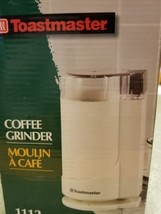 Toastmaster 1112 Push-Button Electric Coffee and Spice Grinder - $24.26
