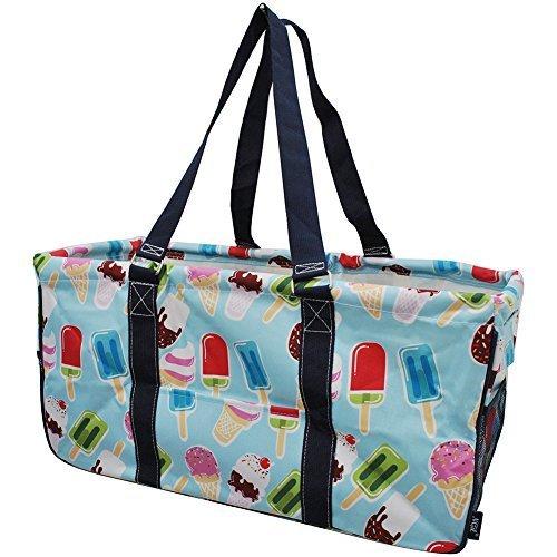 NGIL Utility Tote Shopping Bag (Ice and 50 similar items 89728485a4926