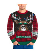 NEW Michael Gerald Men's Novelty Sweater SELECT SIZE-COLOR **FREE SHIPPI... - $29.99