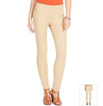 Ralph Lauren Bi-Stretch Cotton Twill Skinny Pants 4 - $34.16